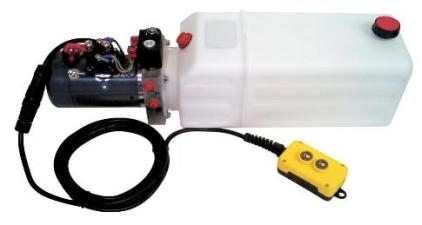 6900155 Hydraulic Hoist Power Units