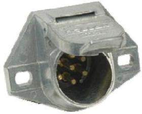 7000175 Electrical Connectors - Tow Vehicle End