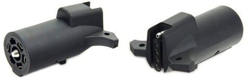 7000334 Electrical Connectors - Adapters