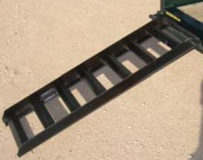7180005 Steel Formed Ramps