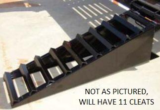 7180009 Steel Formed Ramps