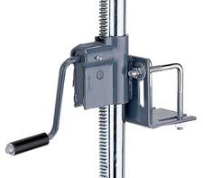 7950163 Rack Posts & Gearboxes