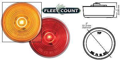 8100596 LED Clearance Marker Light