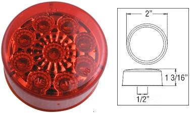 8100603 LED Clearance Marker Light
