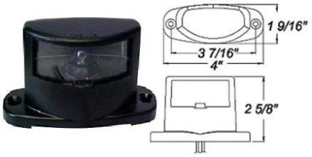 8100735 License Light