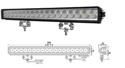 8101177 New LED Light Bar