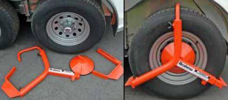 8200408 Wheel Locks