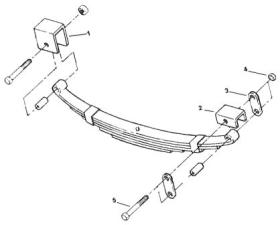 parts motofit atvs motorcycles and trailers in ct danbury 2005 Freightliner M2 Wiring-Diagram 9100063 spring axle assemblies