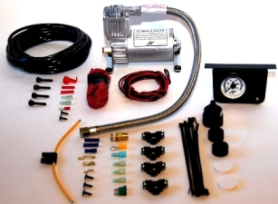 9100133 Tow Vehicle Suspension Enhancement Kits