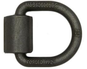 9250019 D-Rings & Rope Rings