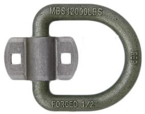 9250035 D-Rings & Rope Rings