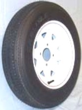 """9400010 8"""" - 12"""" Tire & Wheel Assemblies"""