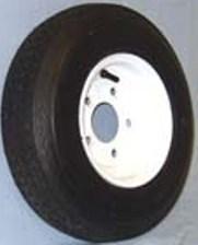 """9400012 8"""" - 12"""" Tire & Wheel Assemblies"""