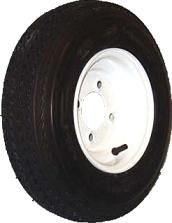 """9400013 8"""" - 12"""" Tire & Wheel Assemblies"""