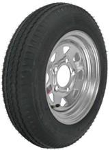 """9400074 8"""" - 12"""" Tire & Wheel Assemblies - Galvanized"""