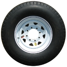 "9400158 16"" Tire & Wheels Assemblies - Bias Ply Tires"