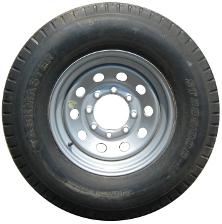 "9400172 16"" Tire & Wheels Assemblies - Bias Ply Tires"