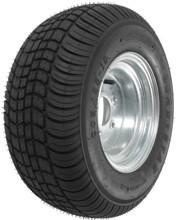 """9400404 8"""" - 12"""" Tire & Wheel Assemblies - Galvanized"""