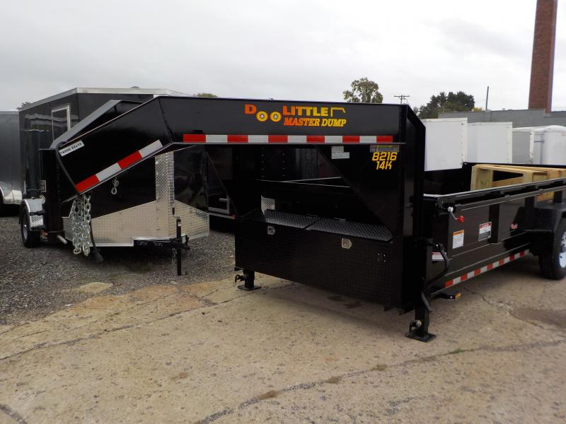 2018 Doolittle Trailer Mfg masterdump Dump Trailer