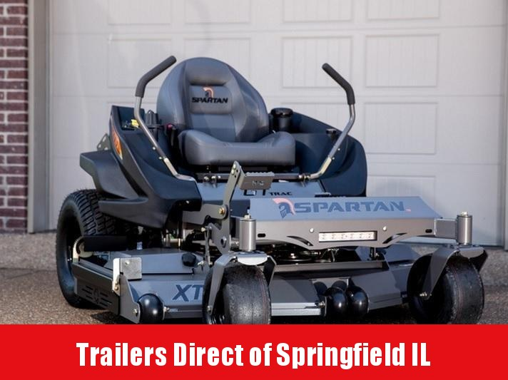 "2019 Spartan RZ HD Series 48"" Mower"