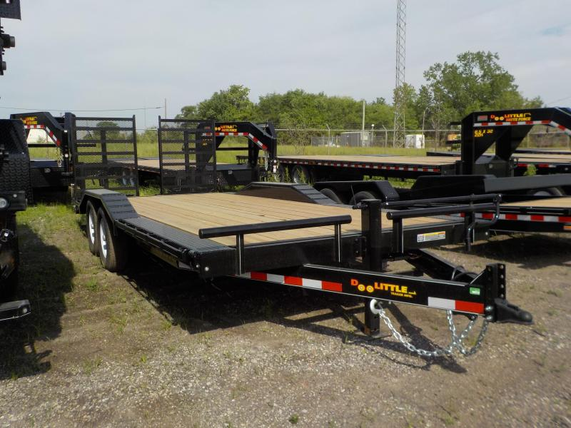 2018 Doolittle Trailer Mfg 102x20 Xtreme14K