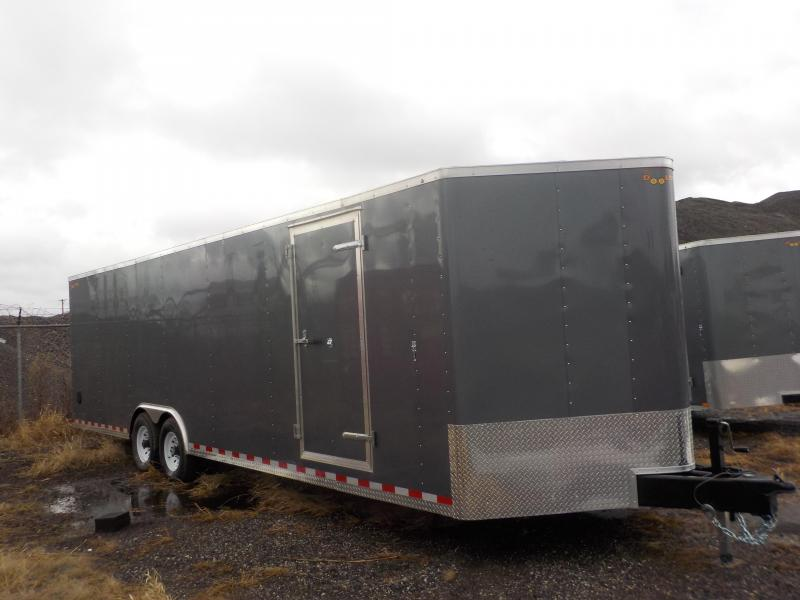 2019 Doolittle Trailer Mfg Doolittle Cargo 8.5x28 14k Enclosed Cargo Trailer