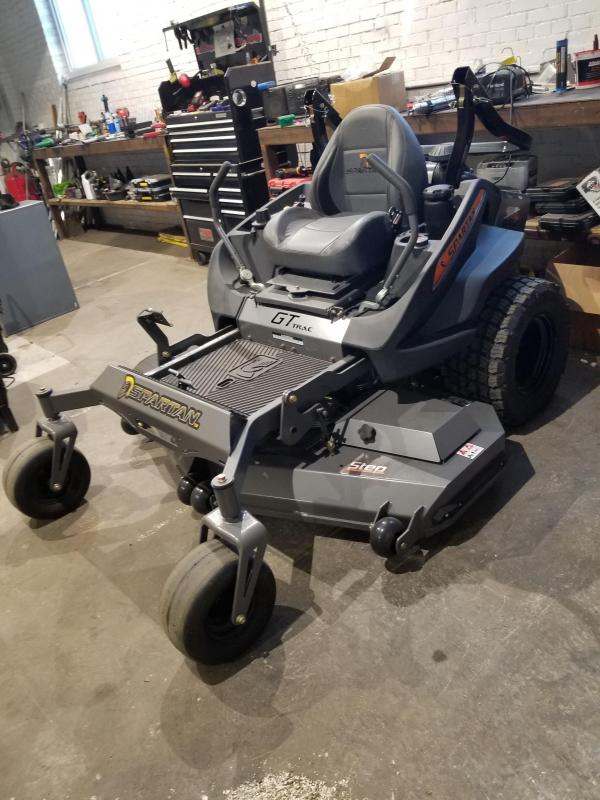 2018 Spartan RT HD 61 Kawasaki 27hp Lawn