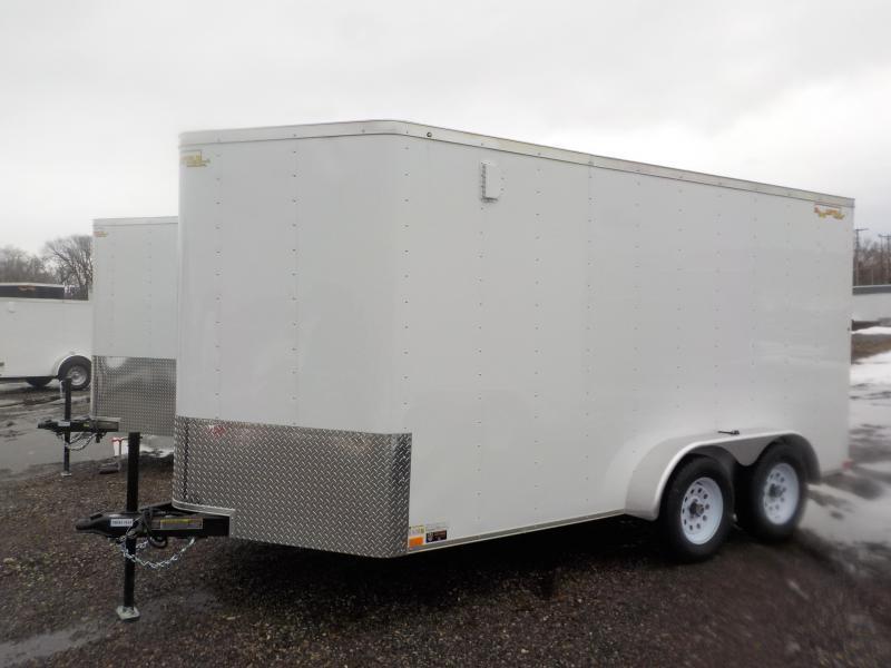 2019 Doolittle Trailer Mfg Doolittle Bullitt Enclosed Cargo Trailer Tandem Axle