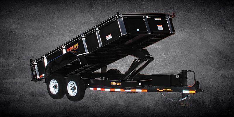 Doolittle Trailer Mfg Masterdump 72 x 12 10K