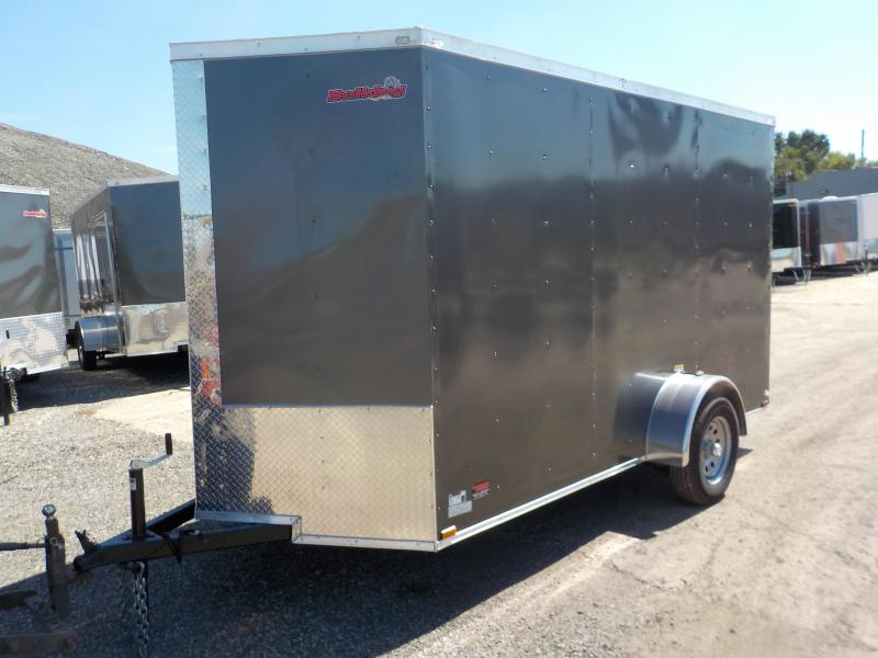 2019 Doolittle Trailer Mfg Bulldog Cargo 6x12 Enclosed Cargo Trailer