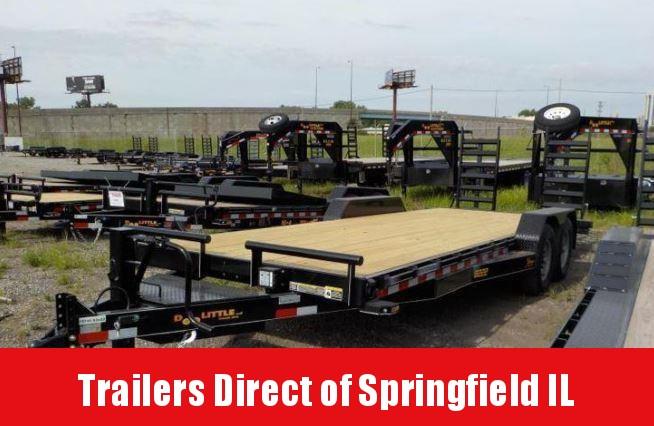 2018 Doolittle Trailer Mfg Xtreme 82x22 14K Equipment Trailer