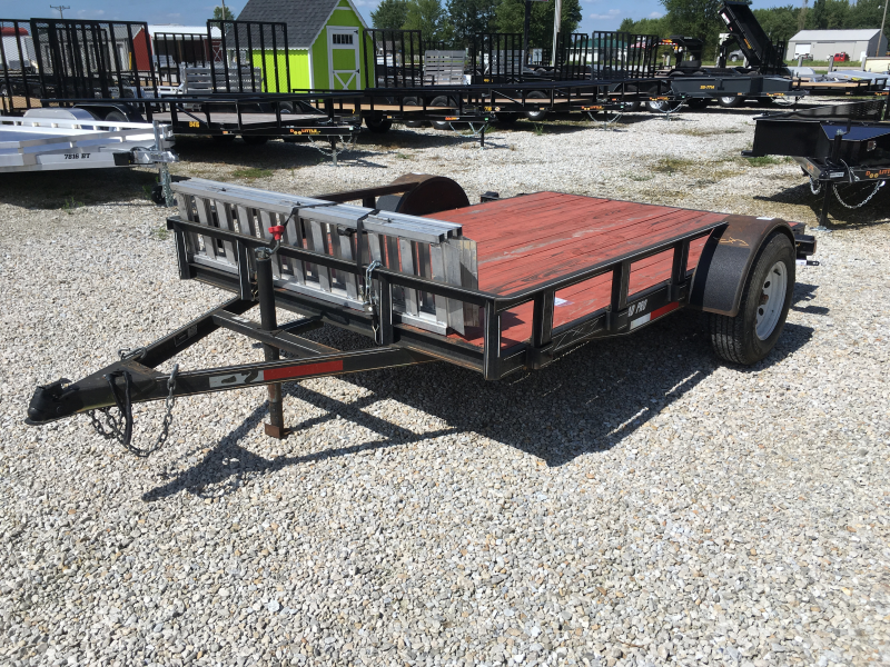 "2006 Other 76"" X 10' Utility Trailer"