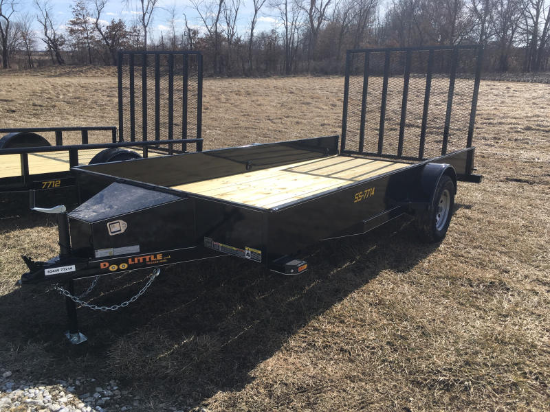 2019 Doolittle SS SERIES Utility Trailer