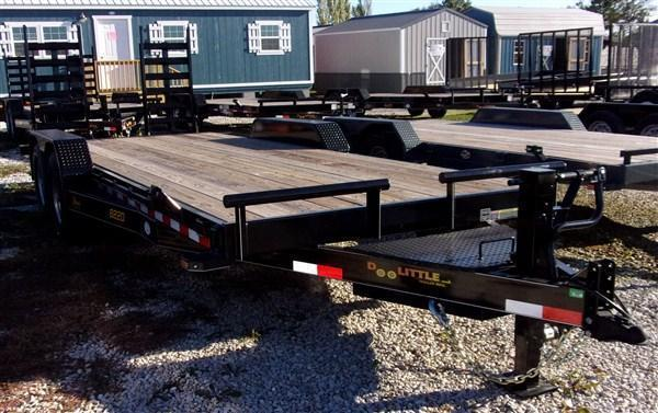 2019 Doolittle 84 x 20 XTREME EQUIPMENT TRAILER 10000 GVWR