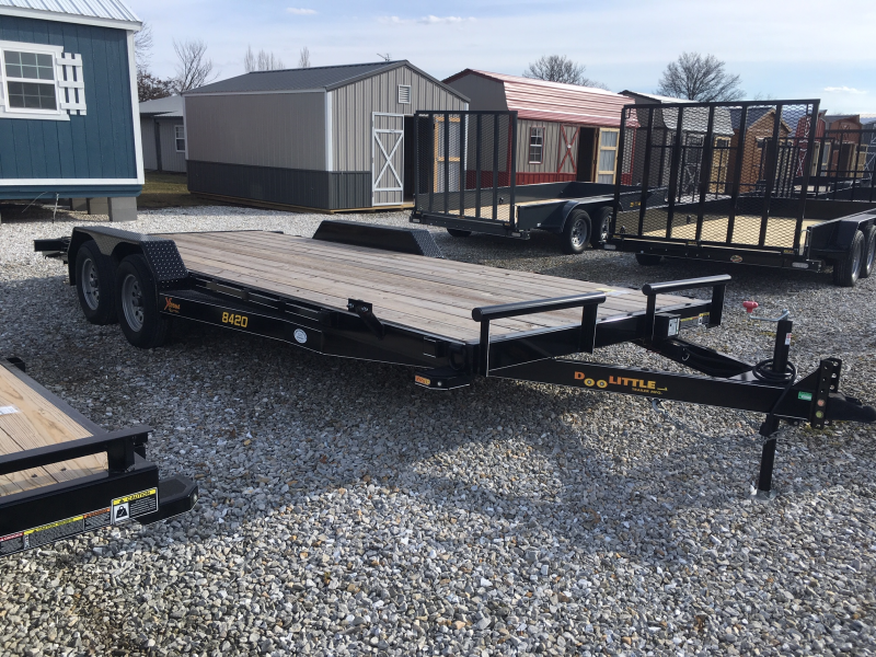 2018 Doolittle 84 x 20 EXTREME Equipment Trailer