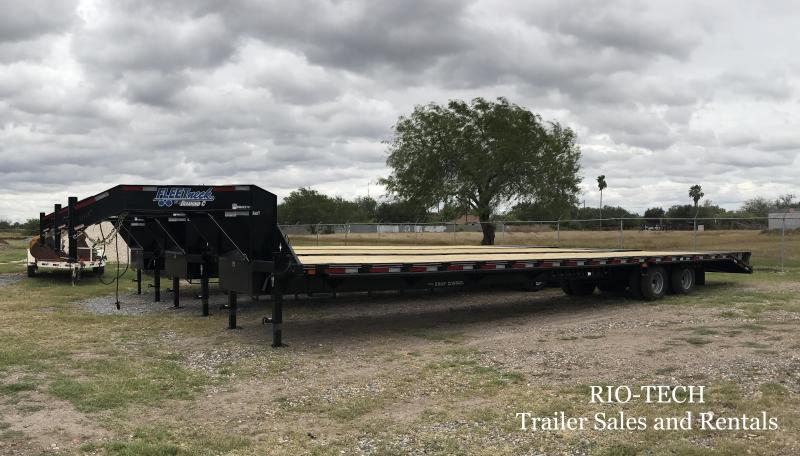 2018 Other 102x40 Hot Shot Trailers