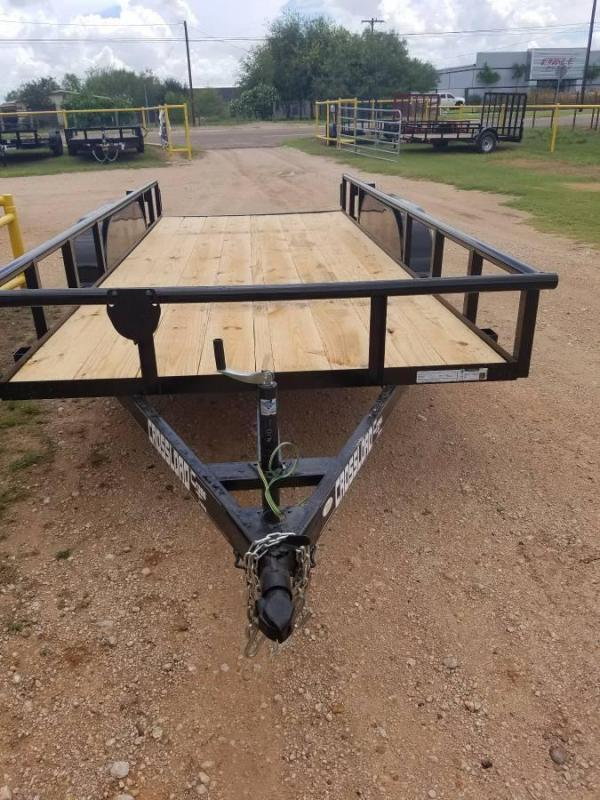 2016 Cross Trailers Crosstrail Equipment Trailer