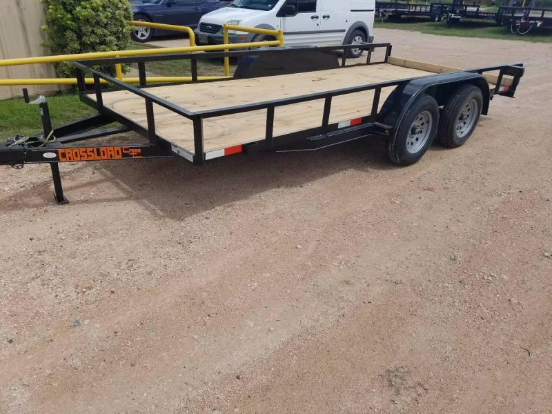 2016 Cross Trailers RENEGADE Utility Trailer