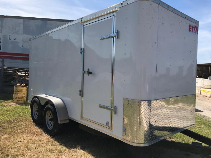 2017 Cross Trailers 14x6 Enclosed Cargo Trailer