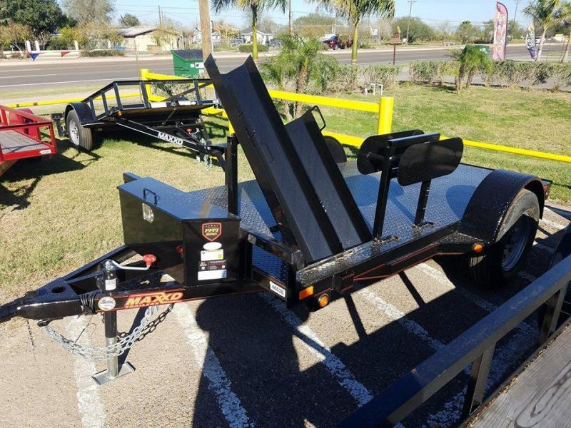 2018 Maxxd Trailers W6X6110_1830 Other Trailer