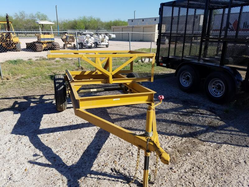 2017 Cross Trailers HAY BALE Trailer