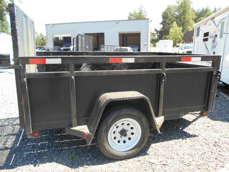 2012 Other Fab Form Utility Trailer