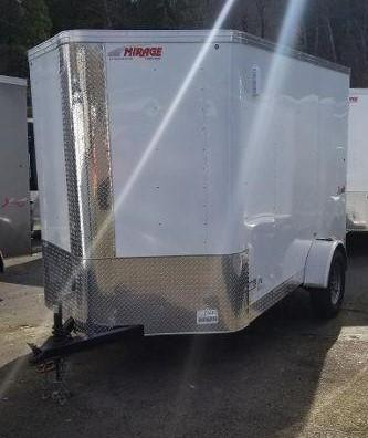 2019 Mirage 6x10 Xpres Enclosed Cargo Trailer