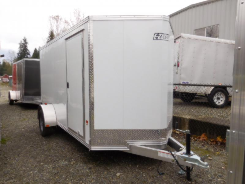 2017 EZ Hauler 6x12 Enclosed Cargo Trailer