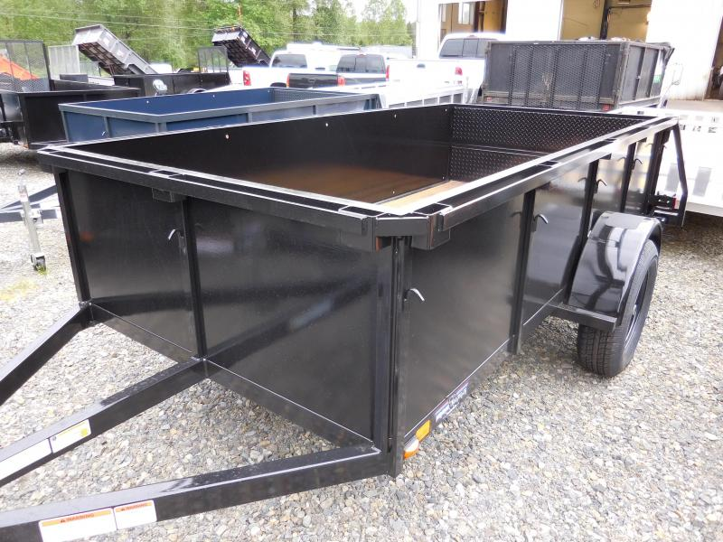 2016 Iron Eagle Voyager 5x10 Utility Trailer