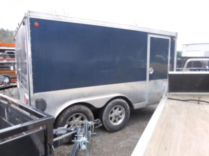 2007 Storm Trailers 8x12 Enclosed Cargo  Trailer