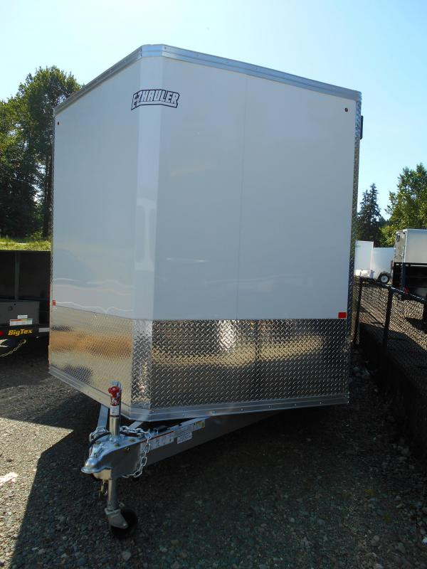 2014 Mission 8x20 Cargo / Enclosed Trailer