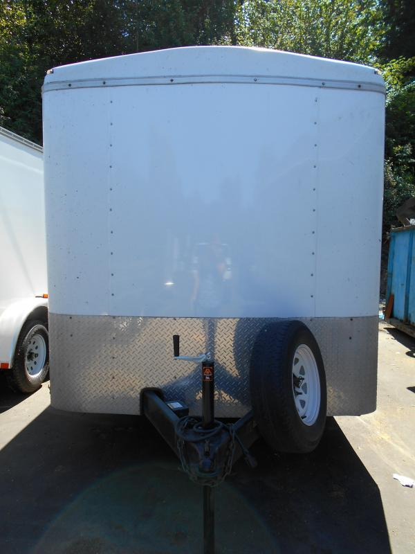 2006 Mirage 7x12 Cargo / Enclosed Trailer