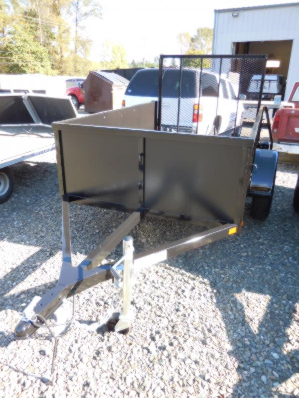 2019 Iron Eagle 5x8 Voyager Series Utility Landscape Trailer