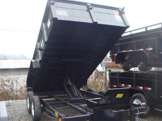2015 Big Tex Trailers 14LX-14' Dump Trailer